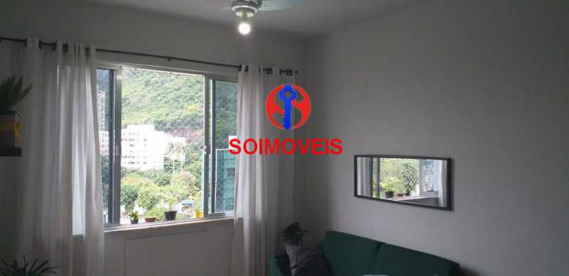 sl - Apartamento 2 quartos à venda Botafogo, Rio de Janeiro - R$ 750.000 - TJAP20944 - 1