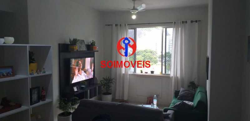 sl - Apartamento 2 quartos à venda Botafogo, Rio de Janeiro - R$ 750.000 - TJAP20944 - 3