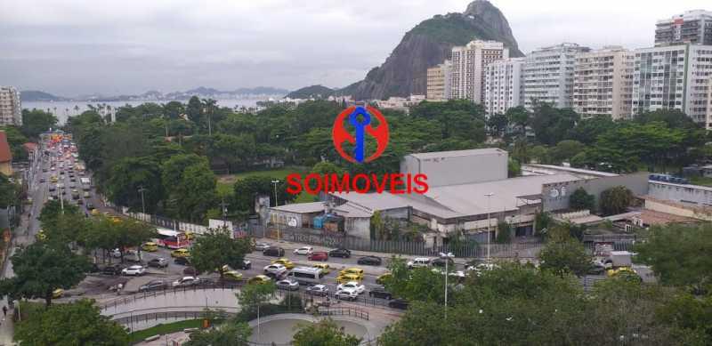 vis - Apartamento 2 quartos à venda Botafogo, Rio de Janeiro - R$ 750.000 - TJAP20944 - 18