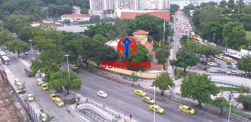 vis - Apartamento 2 quartos à venda Botafogo, Rio de Janeiro - R$ 750.000 - TJAP20944 - 21