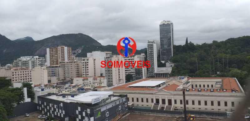 vis - Apartamento 2 quartos à venda Botafogo, Rio de Janeiro - R$ 750.000 - TJAP20944 - 20