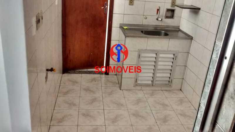 CZ - Apartamento 1 quarto à venda Centro, Rio de Janeiro - R$ 300.000 - TJAP10225 - 13