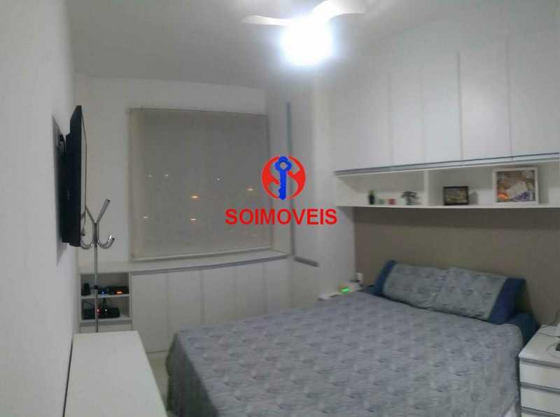 QT - Apartamento 1 quarto à venda Riachuelo, Rio de Janeiro - R$ 225.000 - TJAP10227 - 7