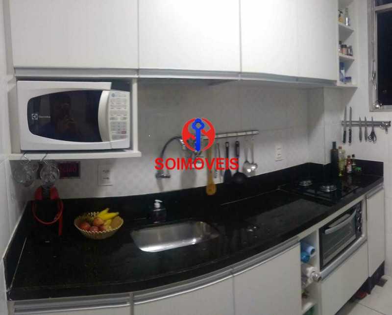 CZ - Apartamento 1 quarto à venda Riachuelo, Rio de Janeiro - R$ 225.000 - TJAP10227 - 12
