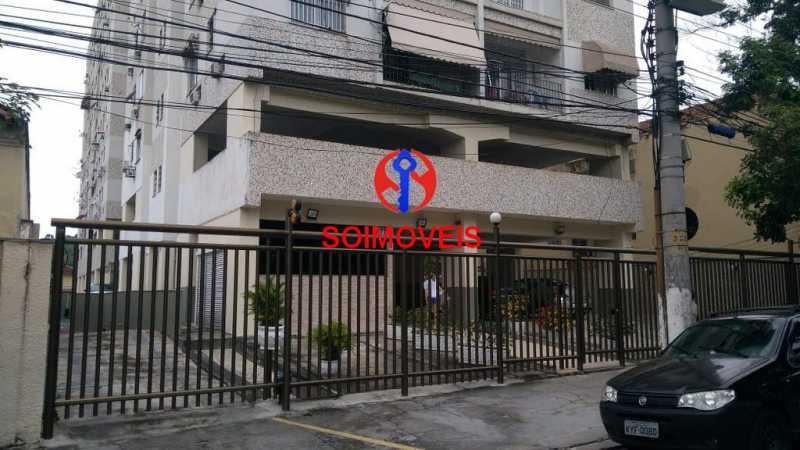 FAC - Apartamento 1 quarto à venda Riachuelo, Rio de Janeiro - R$ 225.000 - TJAP10227 - 1