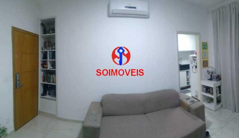 SL - Apartamento 1 quarto à venda Riachuelo, Rio de Janeiro - R$ 225.000 - TJAP10227 - 5
