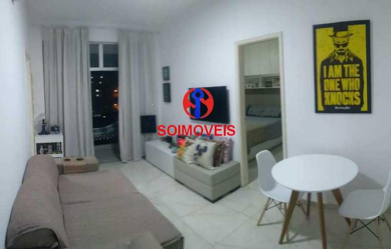 SL - Apartamento 1 quarto à venda Riachuelo, Rio de Janeiro - R$ 225.000 - TJAP10227 - 4