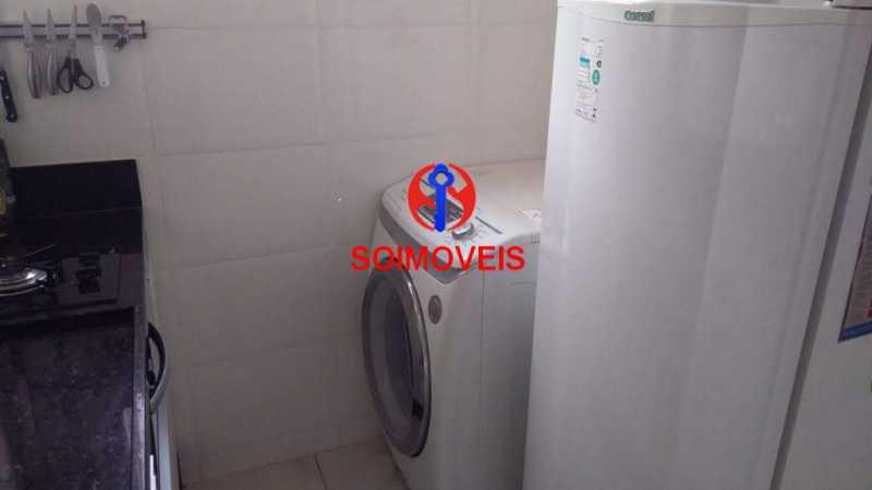 CZ - Apartamento 1 quarto à venda Riachuelo, Rio de Janeiro - R$ 225.000 - TJAP10227 - 13