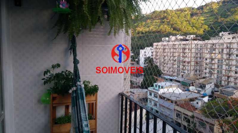 VAR - Apartamento 1 quarto à venda Riachuelo, Rio de Janeiro - R$ 225.000 - TJAP10227 - 6
