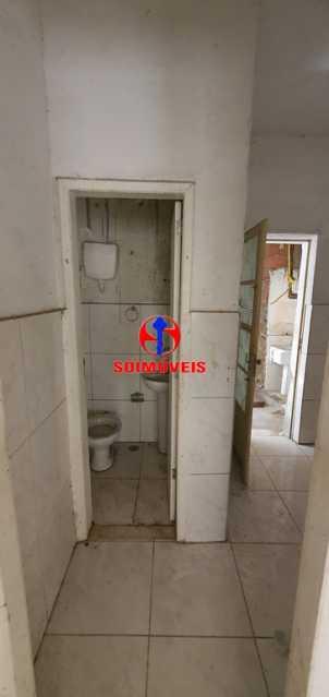 BANHEIRO - Casa de Vila 7 quartos à venda Rocha, Rio de Janeiro - R$ 270.000 - TJCV70003 - 10