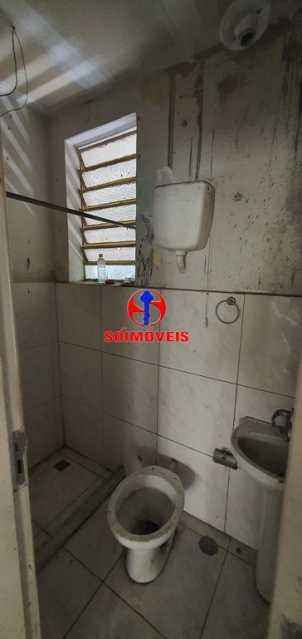 BANHEIRO - Casa de Vila 7 quartos à venda Rocha, Rio de Janeiro - R$ 270.000 - TJCV70003 - 11