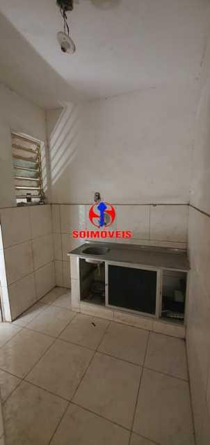 COZINHA - Casa de Vila 7 quartos à venda Rocha, Rio de Janeiro - R$ 270.000 - TJCV70003 - 12
