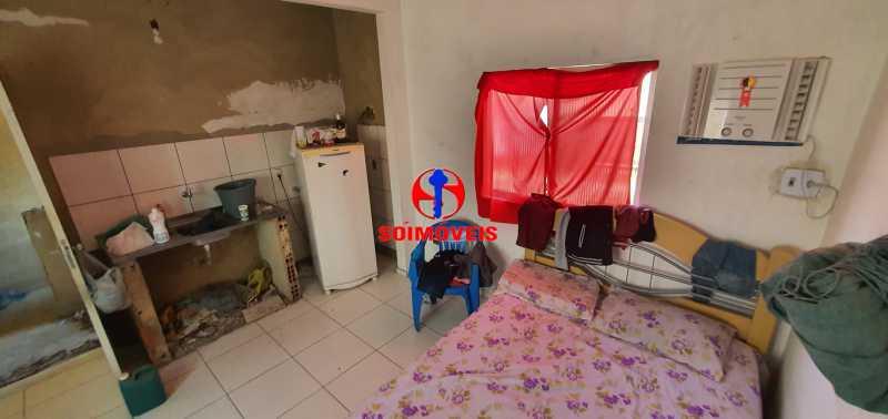 QUARTO TERRAÇO - Casa de Vila 7 quartos à venda Rocha, Rio de Janeiro - R$ 270.000 - TJCV70003 - 15