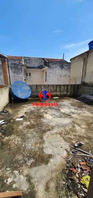 TERRAÇO - Casa de Vila 7 quartos à venda Rocha, Rio de Janeiro - R$ 270.000 - TJCV70003 - 17