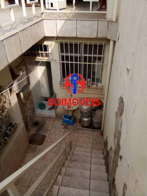 acesso ter - Casa de Vila 3 quartos à venda Encantado, Rio de Janeiro - R$ 300.000 - TJCV30045 - 22
