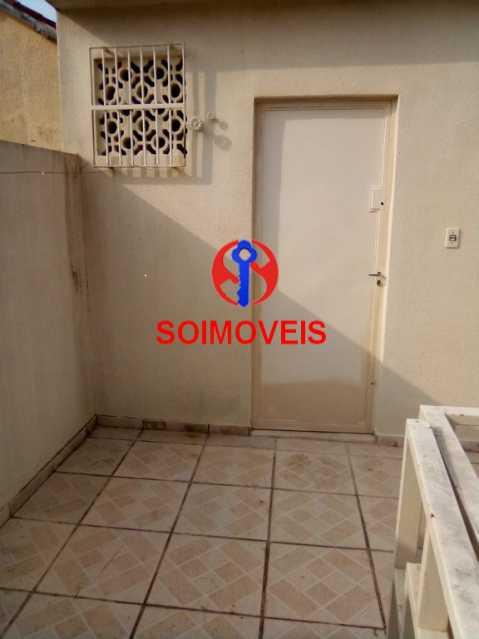 acesso ter - Casa de Vila 3 quartos à venda Encantado, Rio de Janeiro - R$ 300.000 - TJCV30045 - 23