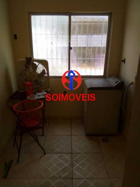 qt - Casa de Vila 3 quartos à venda Encantado, Rio de Janeiro - R$ 300.000 - TJCV30045 - 13