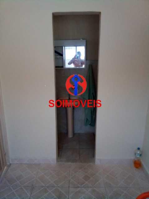 qt - Casa de Vila 3 quartos à venda Encantado, Rio de Janeiro - R$ 300.000 - TJCV30045 - 15