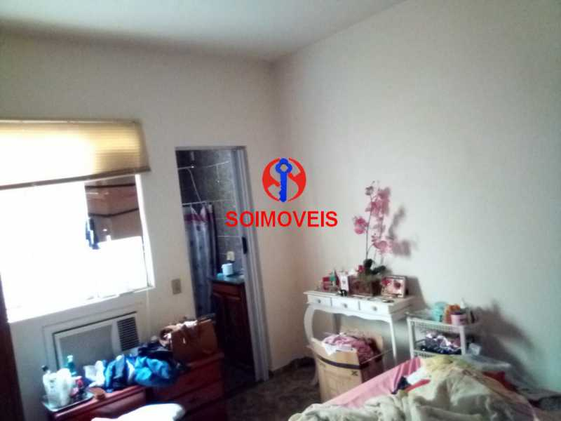qt - Casa de Vila 3 quartos à venda Encantado, Rio de Janeiro - R$ 300.000 - TJCV30045 - 9