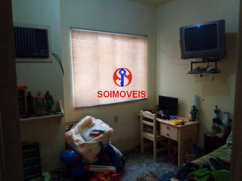 qt - Casa de Vila 3 quartos à venda Encantado, Rio de Janeiro - R$ 300.000 - TJCV30045 - 10