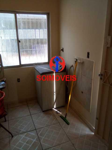 qt - Casa de Vila 3 quartos à venda Encantado, Rio de Janeiro - R$ 300.000 - TJCV30045 - 14