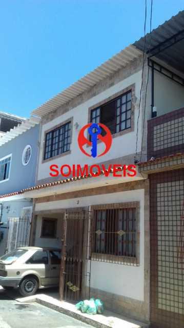 fac - Casa de Vila 3 quartos à venda Encantado, Rio de Janeiro - R$ 300.000 - TJCV30045 - 3