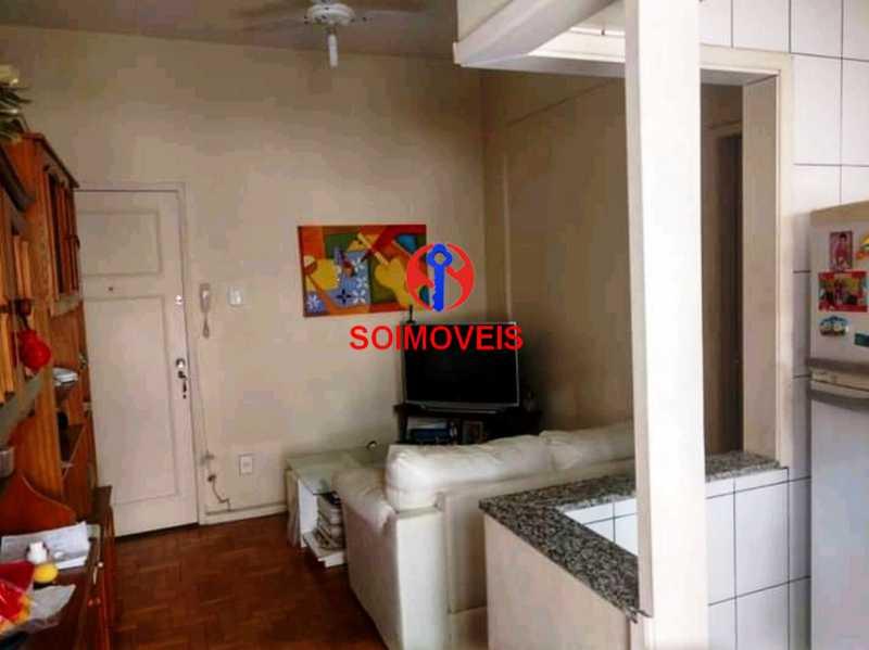 sl - Apartamento 1 quarto à venda Tijuca, Rio de Janeiro - R$ 265.000 - TJAP10230 - 3
