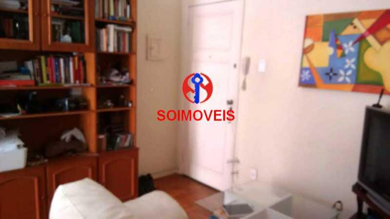 sl - Apartamento 1 quarto à venda Tijuca, Rio de Janeiro - R$ 265.000 - TJAP10230 - 4
