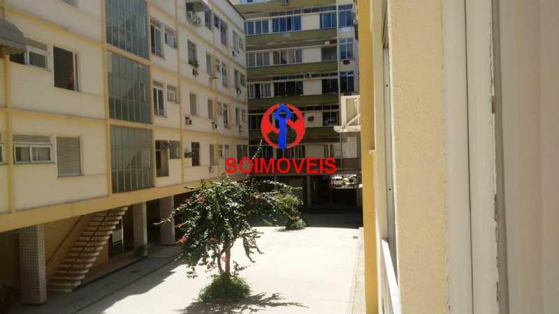 vis - Apartamento 1 quarto à venda Tijuca, Rio de Janeiro - R$ 265.000 - TJAP10230 - 12