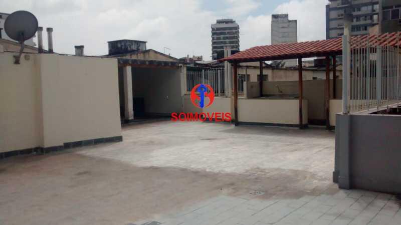 CHUR - Apartamento 1 quarto à venda Tijuca, Rio de Janeiro - R$ 315.000 - TJAP10231 - 24