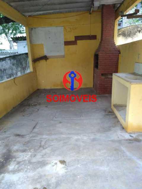 ar ext chur - Casa 6 quartos à venda Piedade, Rio de Janeiro - R$ 490.000 - TJCA60004 - 17