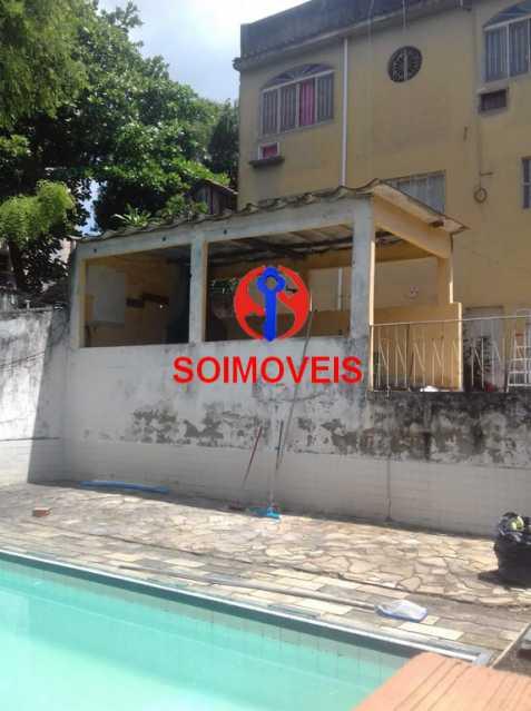 pisc - Casa 6 quartos à venda Piedade, Rio de Janeiro - R$ 490.000 - TJCA60004 - 23