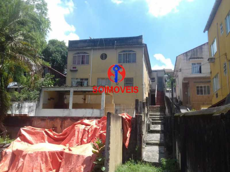 ar ext - Casa 6 quartos à venda Piedade, Rio de Janeiro - R$ 490.000 - TJCA60004 - 27
