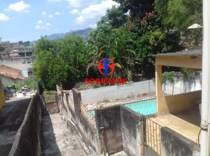 vista - Casa 6 quartos à venda Piedade, Rio de Janeiro - R$ 490.000 - TJCA60004 - 29