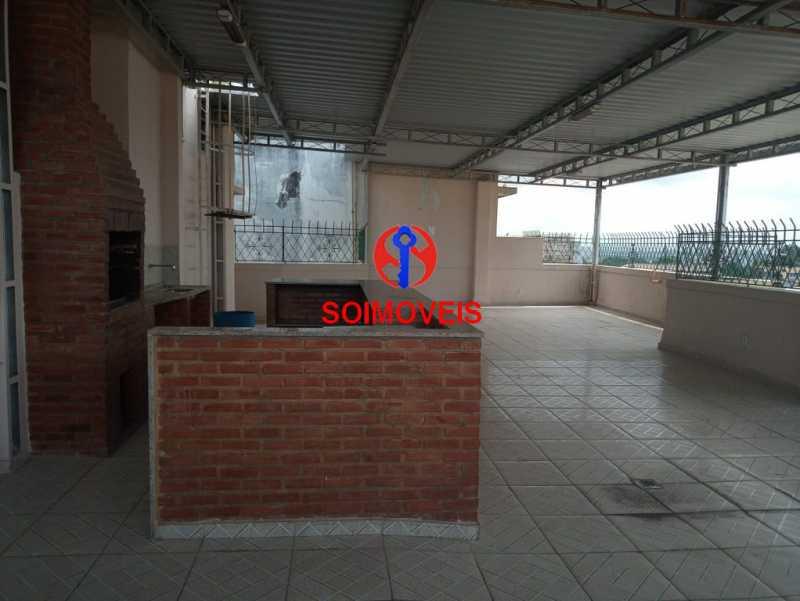CHUR - Apartamento 2 quartos à venda São Cristóvão, Rio de Janeiro - R$ 300.000 - TJAP20966 - 18