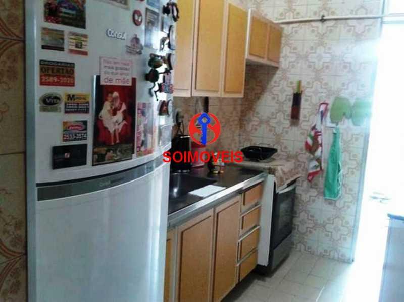 cz - Apartamento 2 quartos à venda São Cristóvão, Rio de Janeiro - R$ 370.000 - TJAP20969 - 13