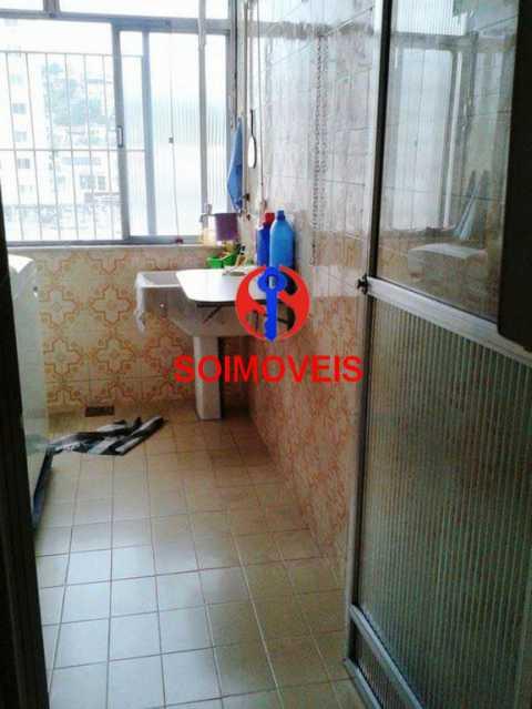ar - Apartamento 2 quartos à venda São Cristóvão, Rio de Janeiro - R$ 370.000 - TJAP20969 - 16