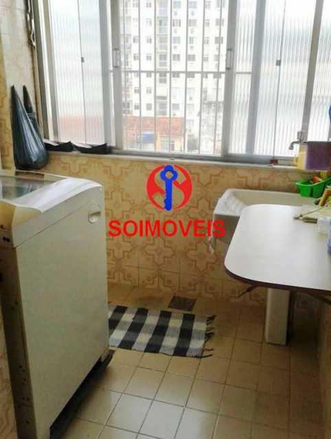 ar - Apartamento 2 quartos à venda São Cristóvão, Rio de Janeiro - R$ 370.000 - TJAP20969 - 17