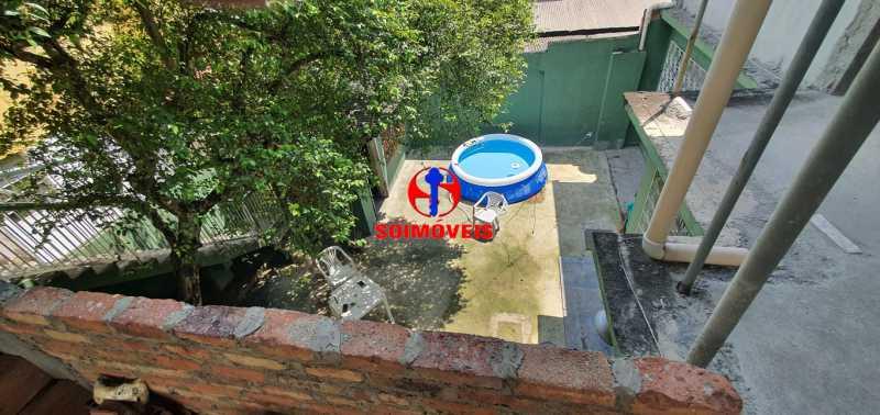 ÁREA - Casa de Vila 3 quartos à venda Riachuelo, Rio de Janeiro - R$ 430.000 - TJCV30046 - 26
