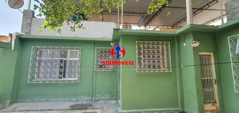 VISTA PARA O TERRAÇO - Casa de Vila 3 quartos à venda Riachuelo, Rio de Janeiro - R$ 430.000 - TJCV30046 - 28