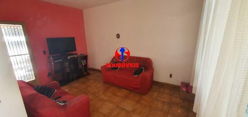 SALA - Casa de Vila 3 quartos à venda Riachuelo, Rio de Janeiro - R$ 430.000 - TJCV30046 - 3