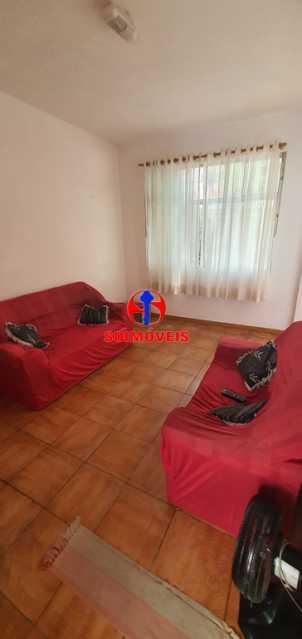 SALA - Casa de Vila 3 quartos à venda Riachuelo, Rio de Janeiro - R$ 430.000 - TJCV30046 - 4