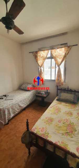 QUARTO 1 - Casa de Vila 3 quartos à venda Riachuelo, Rio de Janeiro - R$ 430.000 - TJCV30046 - 9