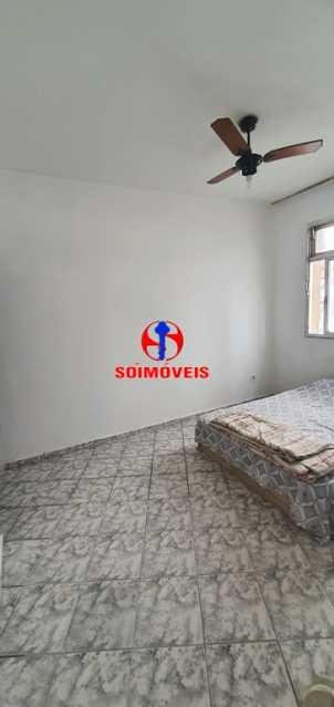 QUARTO 2 - Casa de Vila 3 quartos à venda Riachuelo, Rio de Janeiro - R$ 430.000 - TJCV30046 - 10