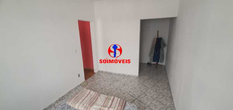 QUARTO 2 - Casa de Vila 3 quartos à venda Riachuelo, Rio de Janeiro - R$ 430.000 - TJCV30046 - 11