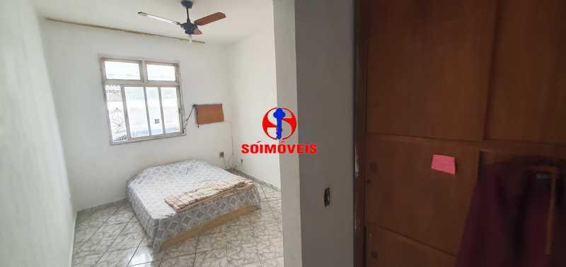 QUARTO 2 - Casa de Vila 3 quartos à venda Riachuelo, Rio de Janeiro - R$ 430.000 - TJCV30046 - 12