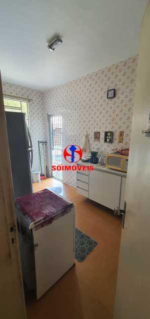 COZINHA - Casa de Vila 3 quartos à venda Riachuelo, Rio de Janeiro - R$ 430.000 - TJCV30046 - 13