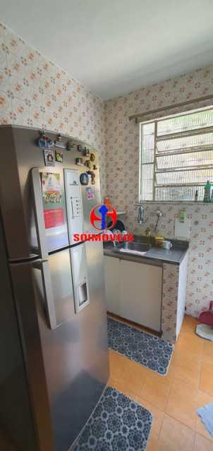 COZINHA - Casa de Vila 3 quartos à venda Riachuelo, Rio de Janeiro - R$ 430.000 - TJCV30046 - 14