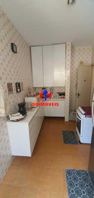 COZINHA - Casa de Vila 3 quartos à venda Riachuelo, Rio de Janeiro - R$ 430.000 - TJCV30046 - 15