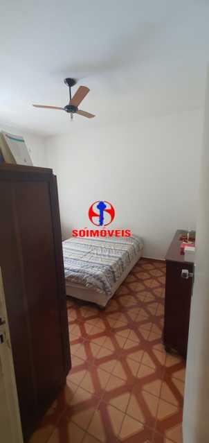 QUARTO 3 - Casa de Vila 3 quartos à venda Riachuelo, Rio de Janeiro - R$ 430.000 - TJCV30046 - 17